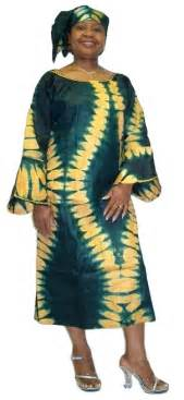 Dresses traditional african clothes