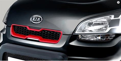 kia soul oem burner grille in black page 3