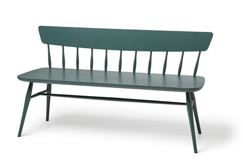windsor benches custom contemporary windsor bench by chicone cabinetmakers