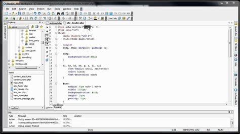 codeigniter tutorial upload image codeigniter tutorials basic website html helper part 3