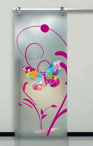 porte interne vetro prezzi porte interne in vetro decorato prezzi design moderno