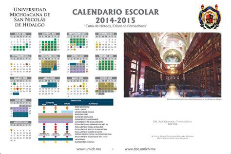 Calendario Escolar Uaeh Calendarios Escolares Universitarios Calendariolaboral