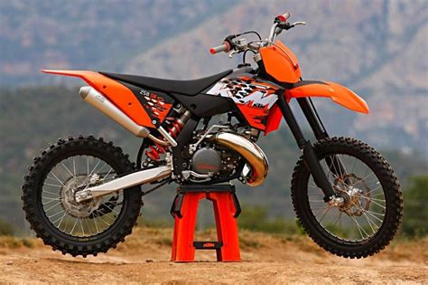97 Ktm 250 Sx Ktm 250 Sx 2003 Technical Data Power Fuel Consumption