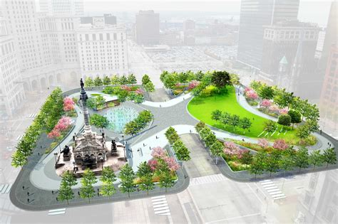 Landscape Concept Definition How Cleveland S New Park Will Define Resistance At The Rnc