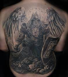 angel tattoos symbolism types and tips