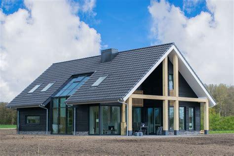Modern House Designs by Schuurwoningen Horstobouw