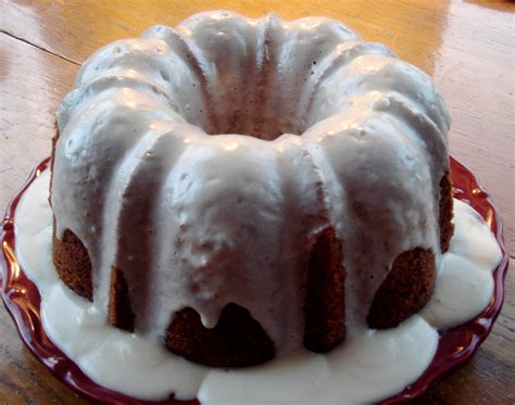 glazing cream cheese glaze for bundt cake