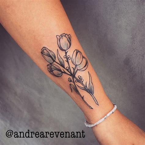 dutch tattoo designs best 25 ideas on tulip