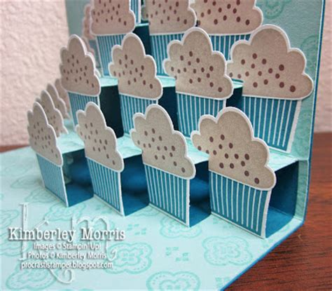pop up cupcake card template procrastister i m back with a tier of cupcakes card