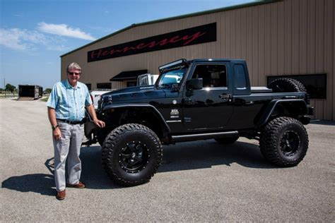 Hennessey Performance Supercharged 2014 Jeep Wrangler