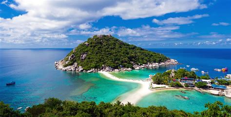 best beaches on koh phangan top six thailand islands that are must visits traveling