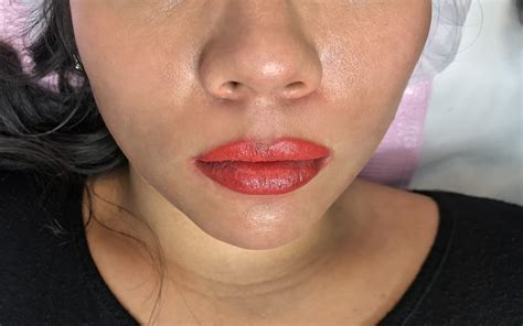 tattooed lips tattooed lipstutorial org