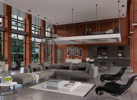 modern lofts 40 incredible lofts that push boundaries