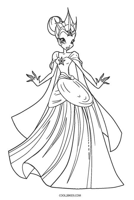 winx coloring pages free printable winx coloring pages for cool2bkids