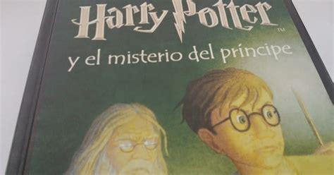 harry potter y el misterio del principe libro leer online la musa y el esp 237 ritu cr 237 tica harry potter y el misterio del pr 237 ncipe j k rowling harry