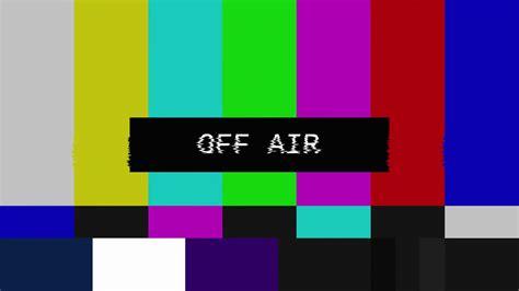 colors tv smpte color bars glitch air glitched transmission
