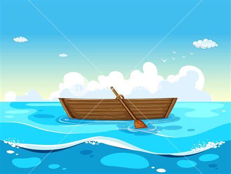 cartoon boat on the sea cartoon boats on water www pixshark images