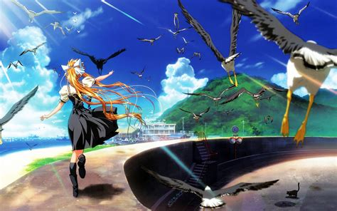 Is In The Air by Air Wallpaper Zerochan Anime Image Board