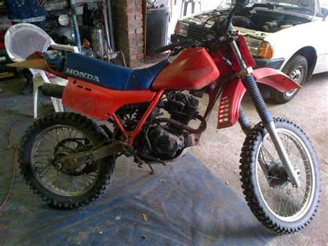 honda xr200 specs pictures to pin on pinsdaddy