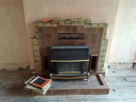 1940s Fireplace by Need Help With This 1940s Fireplace
