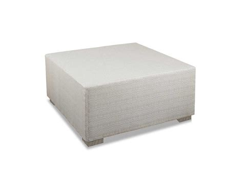 large square ottomans south sea rattan large square cocktail ottoman 72092
