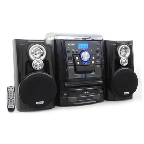 bluetooth 3 speed stereo turntable 3 cd changer