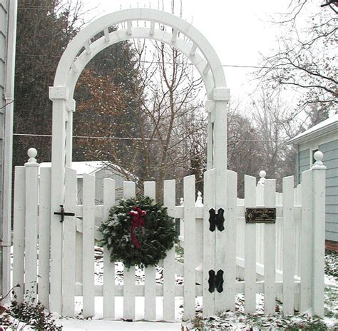 picket fence gates car interior privacy scalloped white cedar wooden picket fence by