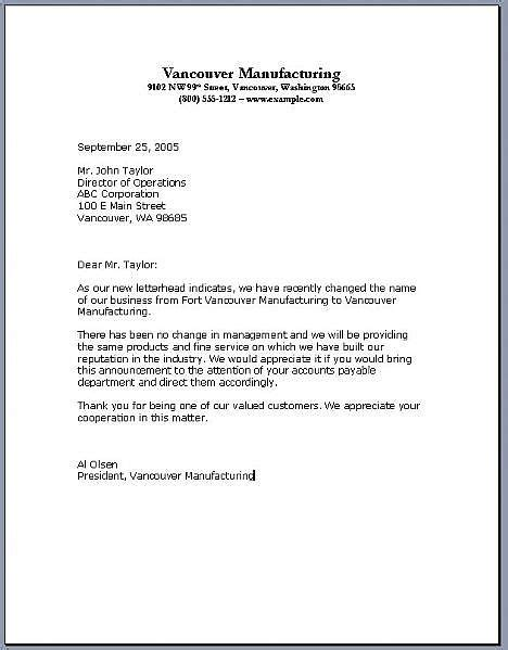 Business Letter Address C O how to properly write a business letter cover letter