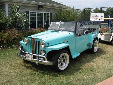 convertible jeep truck 53 best willys jeepster images on pinterest jeepster