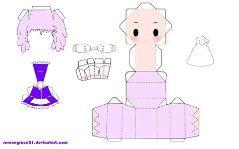 Touhou Papercraft - touhou letty whiterock papercraft by serenegrace21 on