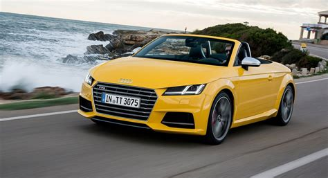 2016 audi tt s pricing and specifications photos 1 of 35