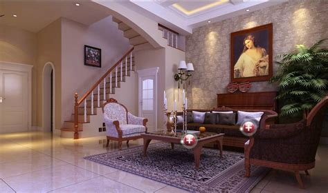 style of interior design british style living room interior design rendering of villa