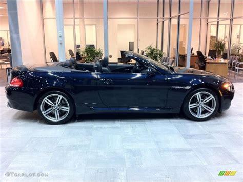 2010 bmw m6 convertible 2010 monaco blue metallic bmw m6 convertible 44316519