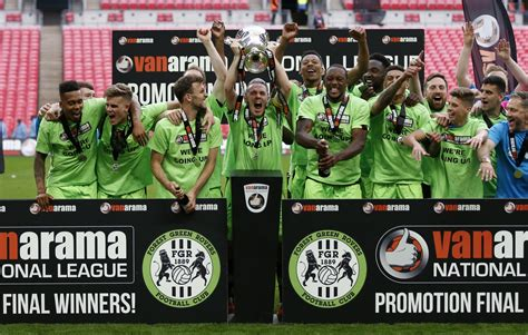 how vegan football team forest green rovers made it to the