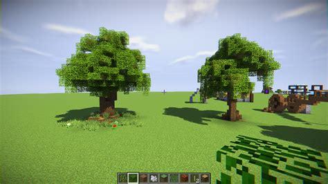 custom tree around with custom trees minecraft
