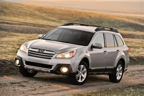 2013 Subaru Outback 2013 Subaru Outback Reviews And Rating Motor Trend