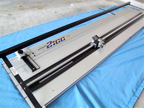 Mat Board Cutter by Fletcher 2100 Mat Cutter 60 Inch With Used Framing Equipment