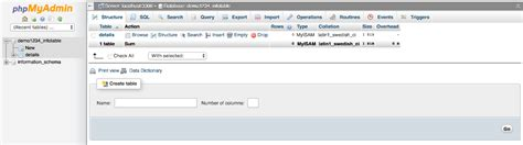 Phpmyadmin Rename Table by Renaming Database Tables With Phpmyadmin Kualo Limited