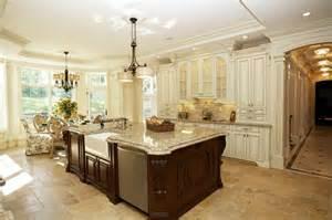 Kitchen Cabinets Long Island Mansion In Alpine Nj