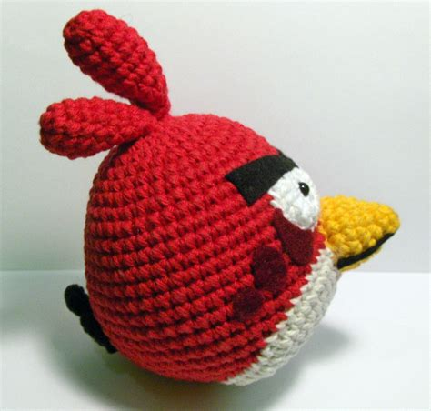 free pattern amigurumi angry birds nerdigurumi free amigurumi crochet patterns with love