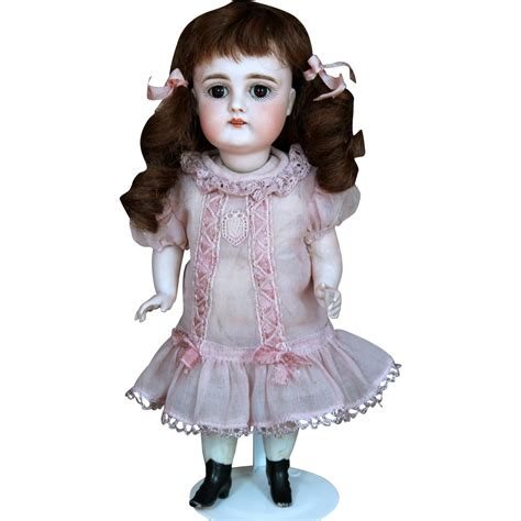 all bisque german doll large 9 quot kestner all bisque german doll from