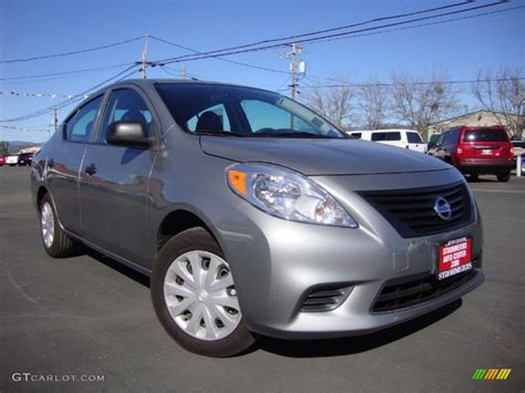 2014 nissan versa 1 6 s 2014 titanium nissan versa 1 6 s sedan 101545677 photo