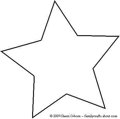 star coloring pages getcoloringpages