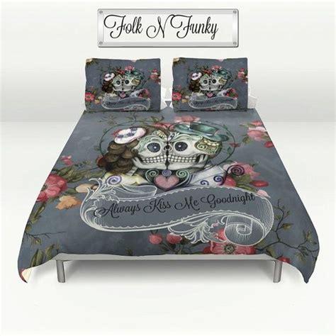 sugar skull comforter sets skull bedding sugar skulls duvet cover comforter set