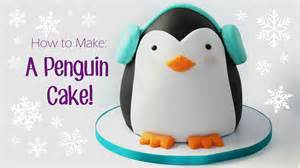 pinguin kuchen how to make a penguin cake