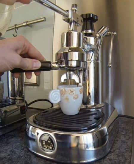 espresso shot machine manual espresso machines lever vs manual pump espresso