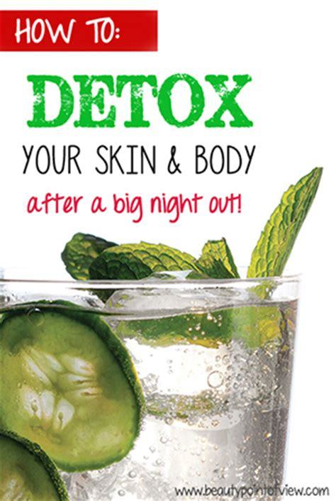 Hourglass Detox by How To Detox Skin Point Of View