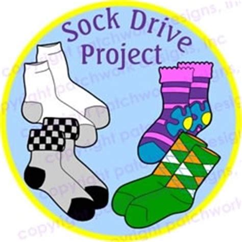 sock drive sock drive project community service patches