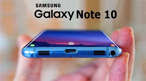 samsung galaxy note 10 officially has a new name