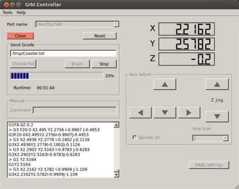 Cad Software grbl controller shapeoko